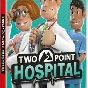 Two Point Hospital-Nintendo Switch