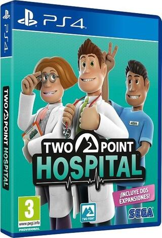 Two Point Hospital-Sony Playstation 4