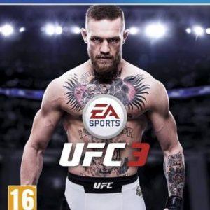 UFC 3-Sony Playstation 4