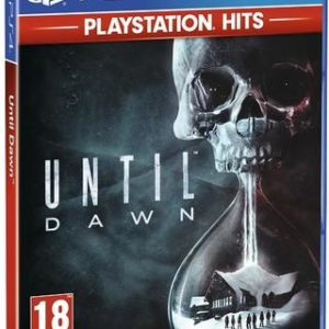 Until Dawn (Playstation Hits)-Sony Playstation 4