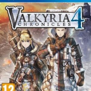 Valkyria Chronicles 4-Sony Playstation 4