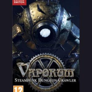 Vaporum Steampunk Dungeon Crawler-Nintendo Switch