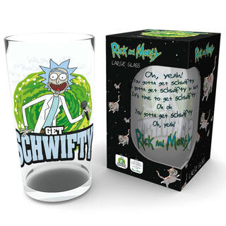 Vaso Get Schwifty Rick & Morty-