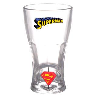 Vaso Logo 3d Superman Dc Comics-