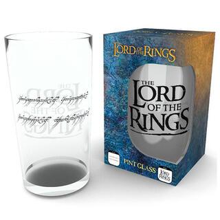 Vaso Ring el Señor de los Anillos-