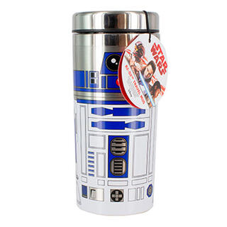 Vaso Viaje R2d2 Star Wars-