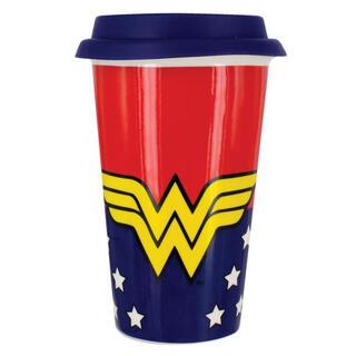 Vaso Viaje Wonder Woman Dc Comics-