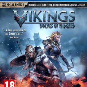 Vikings Wolves Of Midgard-Sony Playstation 4