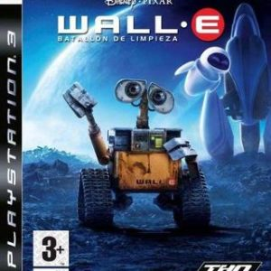 WALL-E-Sony Playstation 3
