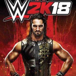 WWE 2K18-Nintendo Switch