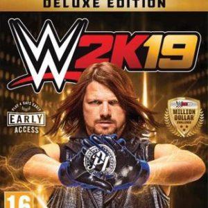 WWE 2K19 - Edición Deluxe-Microsoft Xbox One