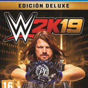 WWE 2K19 - Edición Deluxe-Sony Playstation 4