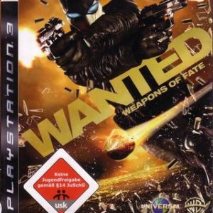Wanted: Weapons of Fate-Sony Playstation 3