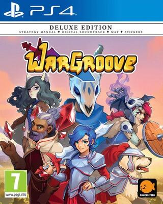 Wargroove Deluxe Edition-Sony Playstation 4