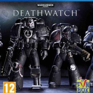 Warhammer 40.000 Deathwatch-Sony Playstation 4