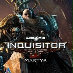Warhammer 40.000 Inquisitor Martyr-Microsoft Xbox One