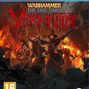 Warhammer The End Times - Vermintide-Sony Playstation 4