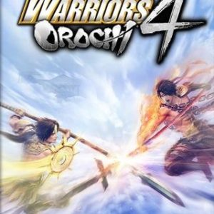 Warriors Orochi 4-Nintendo Switch