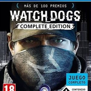 Watch Dogs Complete Edition-Sony Playstation 4