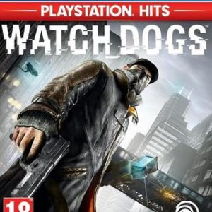 Watch Dogs (Playstation Hits)-Sony Playstation 4