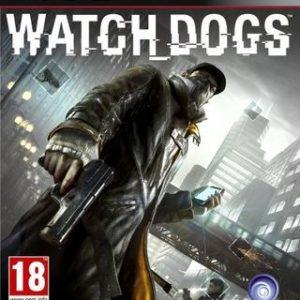 Watch Dogs-Sony Playstation 3