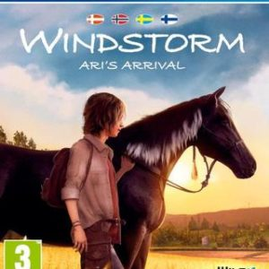 Windstorm Aris Arrival-Sony Playstation 4