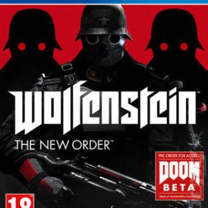 Wolfenstein The New Order-Sony Playstation 4
