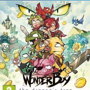 Wonder Boy: The Dragon´s Trap-Sony Playstation 4