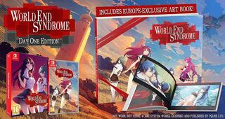 World End Syndrome - Day One Edition-Nintendo Switch