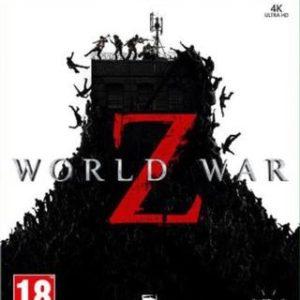 World War Z-Microsoft Xbox One