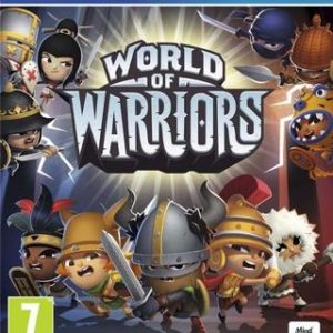 World of Warriors-Sony Playstation 4