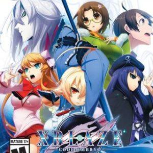 XBLAZE Code: Embryo-Sony Playstation Vita