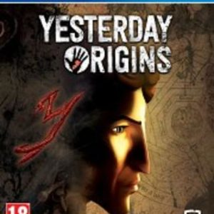 Yesterday Origins-Sony Playstation 4