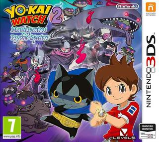 Yo-Kai Watch 2: Mentespectros-Nintendo 3DS