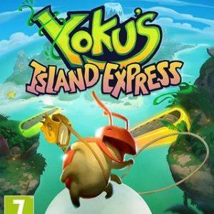 Yoku´s Island Express-Microsoft Xbox One