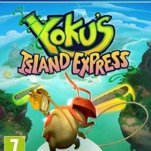 Yoku´s Island Express-Sony Playstation 4