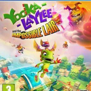 Yooka - Laylee y la Mazmorra Imposible-Sony Playstation 4