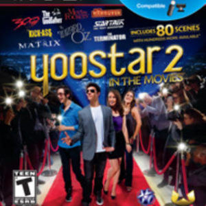 Yoostar 2: In the Movies-Sony Playstation 3