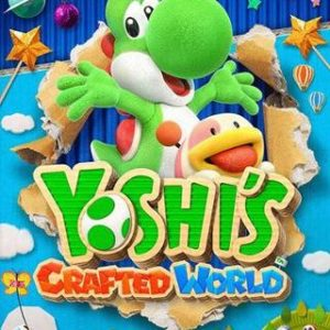 Yoshi's Crafted World-Nintendo Switch