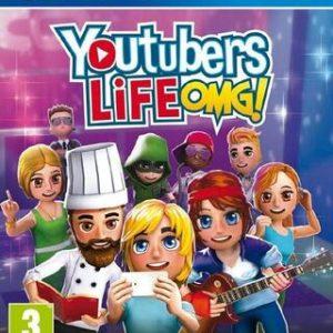 Youtubers Life OMG!-Sony Playstation 4