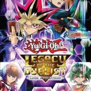 Yu-Gi-Oh! Legacy of the Duelist: Link Evolution-Nintendo Switch