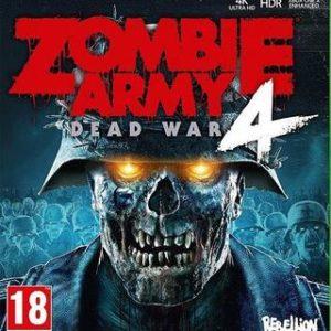 Zombie Army 4: Dead War-Microsoft Xbox One