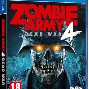 Zombie Army 4: Dead War-Sony Playstation 4