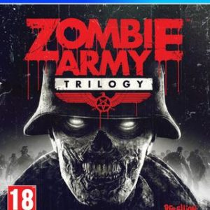 Zombie Army Trilogy-Sony Playstation 4