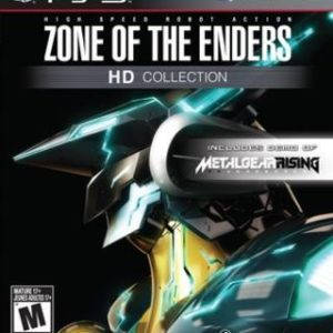 Zone of the Enders HD Collection-Sony Playstation 3