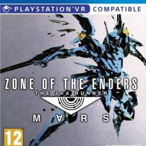 Zone of the Enders: The 2nd Runner- M∀RS (VR)-Sony Playstation 4