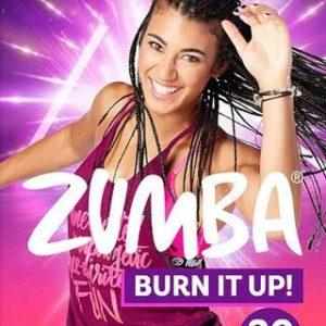 Zumba Burn It Up!-Nintendo Switch